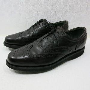 Dexter Brogue Leather Wingtip Dress Oxfords Shoes